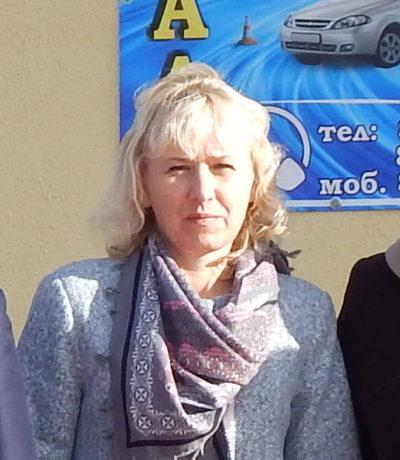 Адамчик Елена Казимировна
