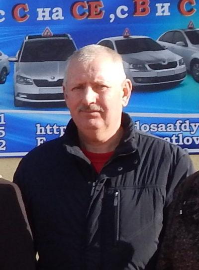 Майсюк Пётр Алексеевич